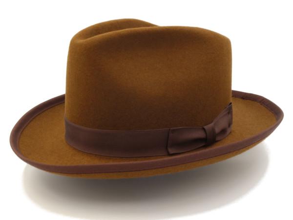 Center Pinch Dress Hat