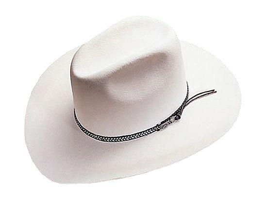 Quarterhorse Style Western Hat