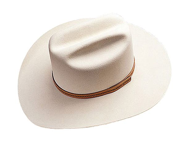 41a6611c6da15 Rancher Style Western Hat - Stratton Hats - Made in the USA