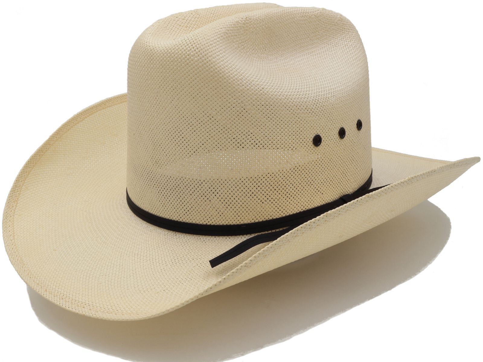 Triangle Headwear Straw Hats