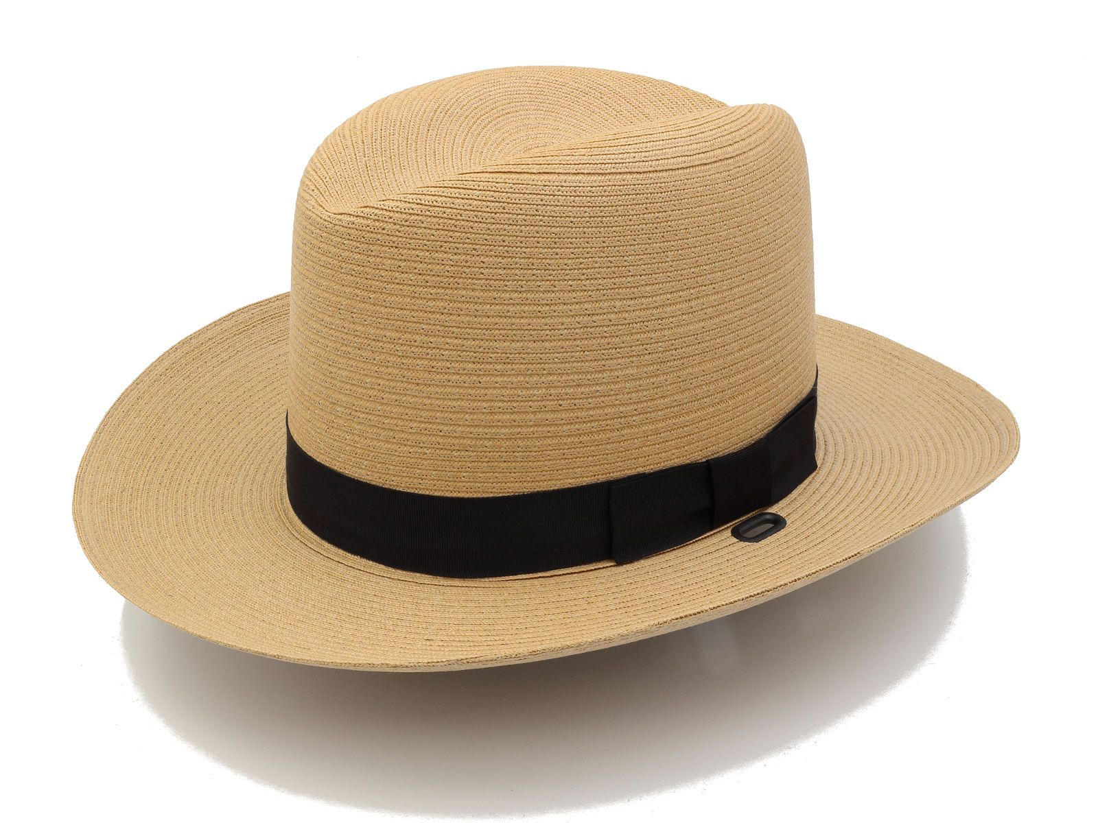 Sheriff Style Straw S42 in Tan
