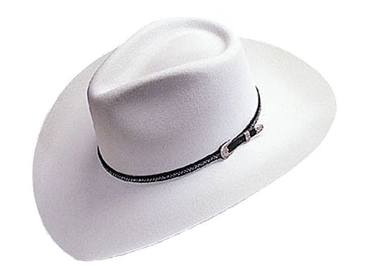 Teardrop Style Western Hat - Stratton Hats - Made in the USA d711e4134fd