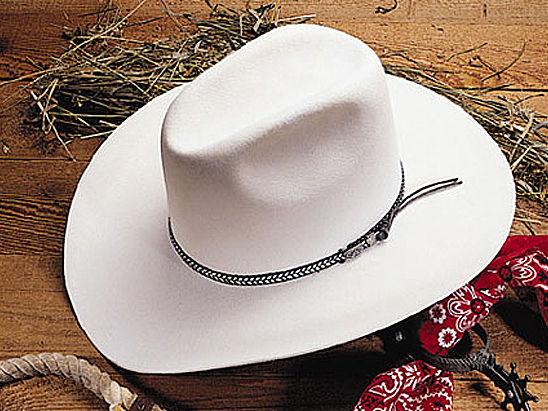 Quarterhorse Western Hat