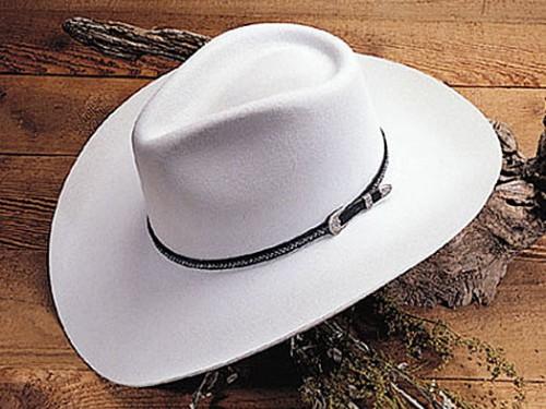 Teardrop Western Hat